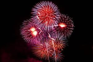 NYE Adelaide Fireworks Display