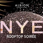 Albion Rooftop Soiree NYE Party